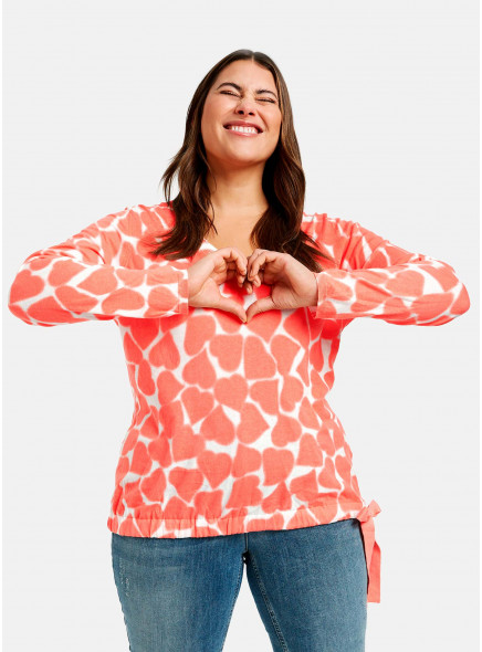 Пуловер Samoon 01042111SM-381