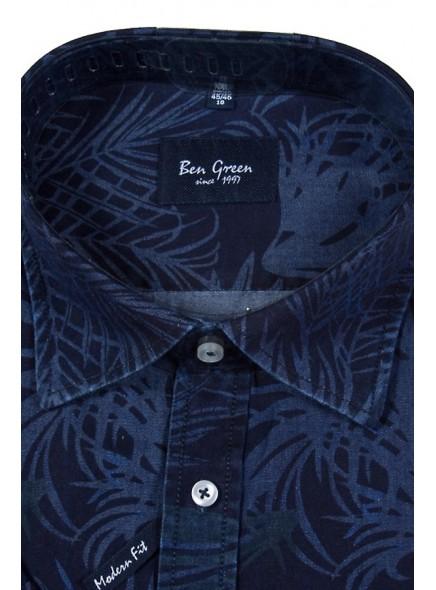 Рубашка к/р Ben green 02051714BN-350