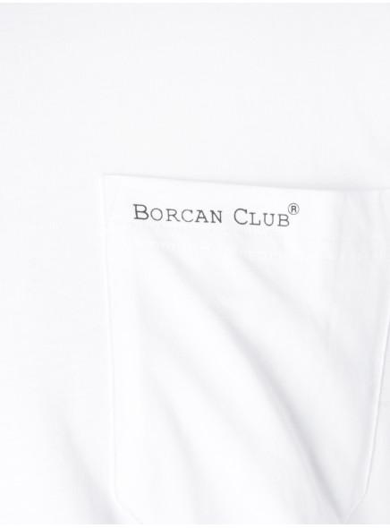 Футболка Borcan Club 0209203BI-020