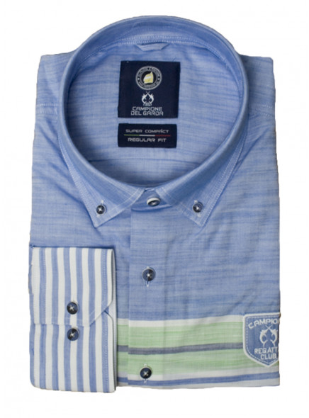 Рубашка повс. Claudio Campione 0304182CC-354