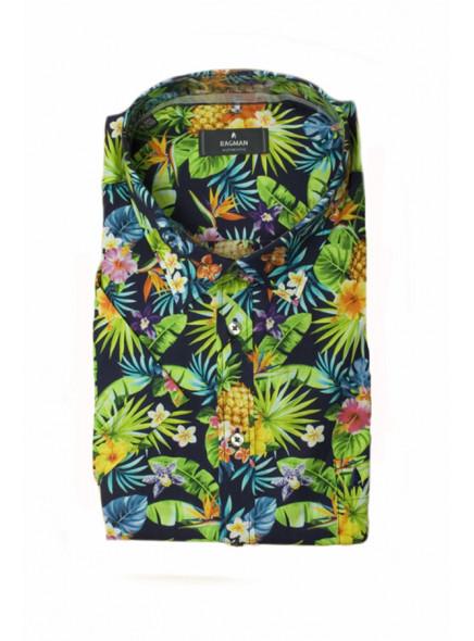 Рубашка к/р Ragman 1903181RG-300