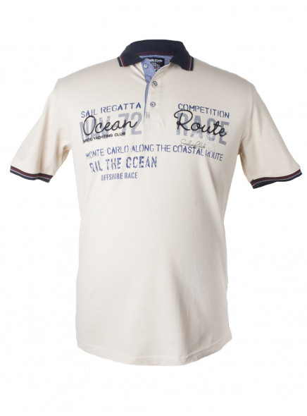 Тенниска Monte Carlo 2403201ER-375