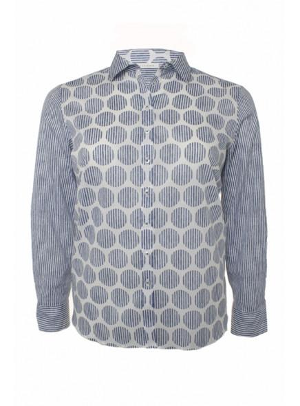 Блуза Eterna 2602183ET-353