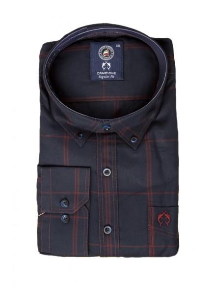 Рубашка повс. Claudio Campione 07091811CC-250